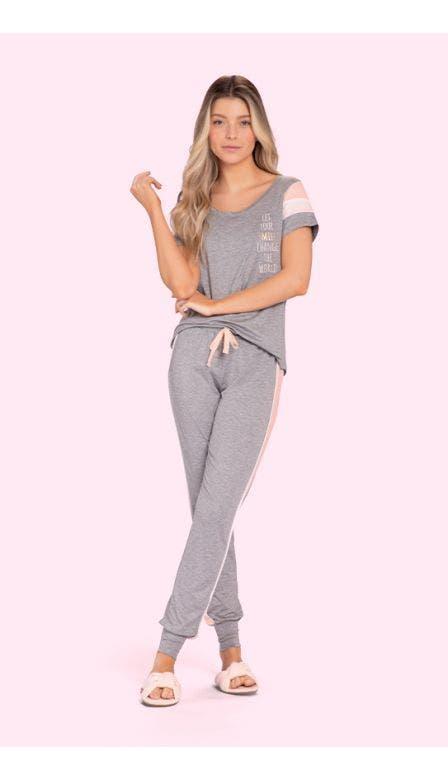 Pijama Comfort Smile Set