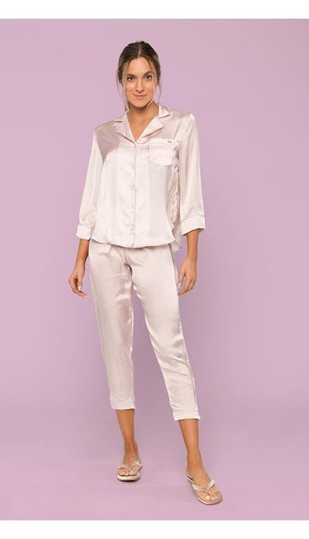 Pijama Aberto Especial Lady Like
