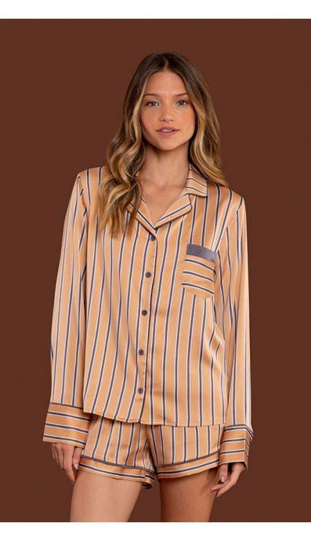 Pijama Short Dream Gold