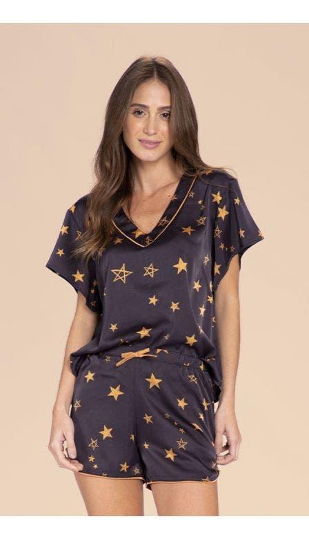 Pijama Curto Lua Luá Concept