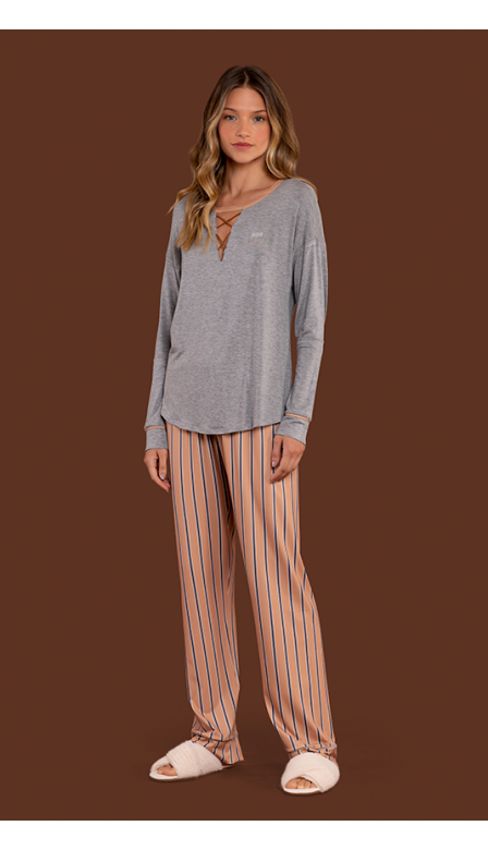 Pijama Comfort Dream Gold