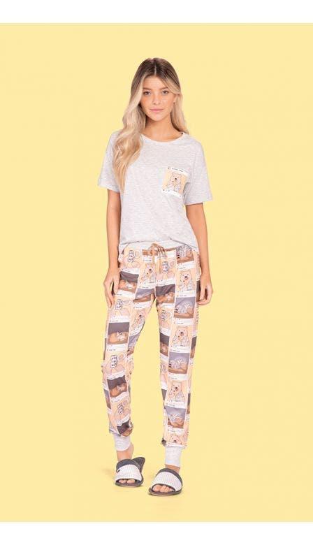 Pijama Comfort Instabear