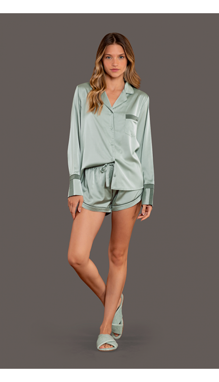 Pijama Short Reflect