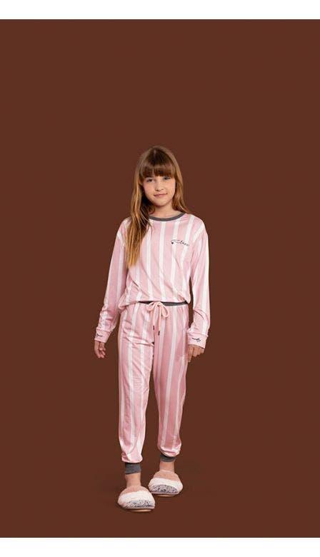 Pijama Comfort Infantil With Love