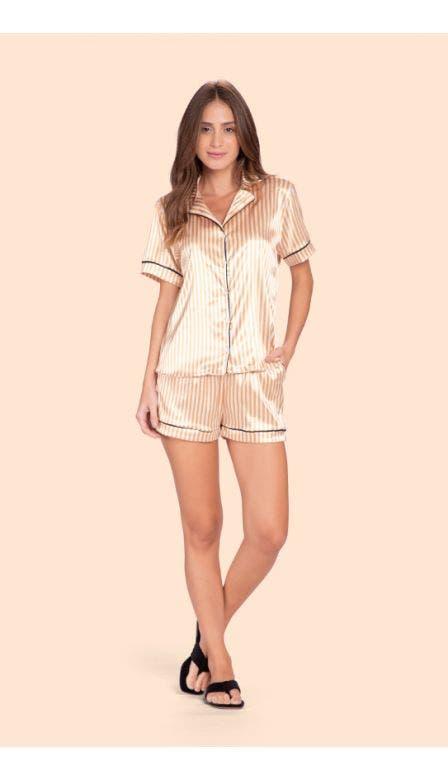 Pijama Aberto Sun Dressed