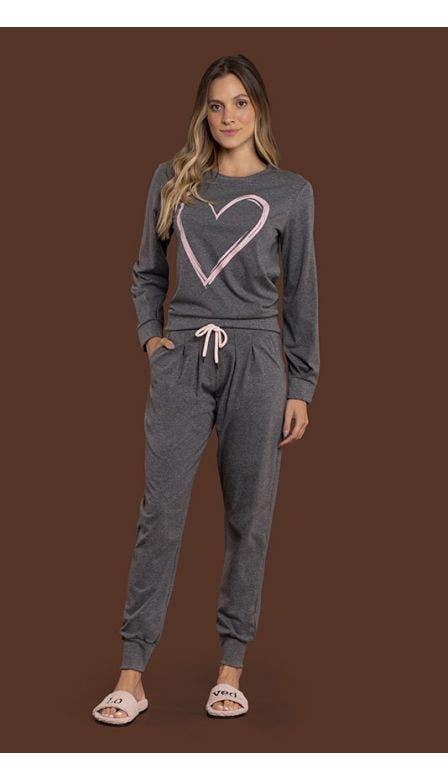 Pijama Heart With Love