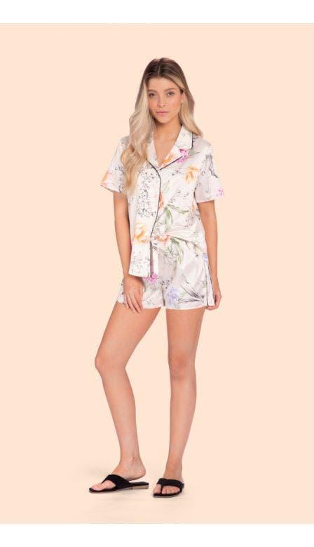 Pijama Aberto Get Spring