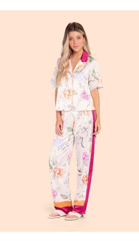 Pijama All Print Get Spring