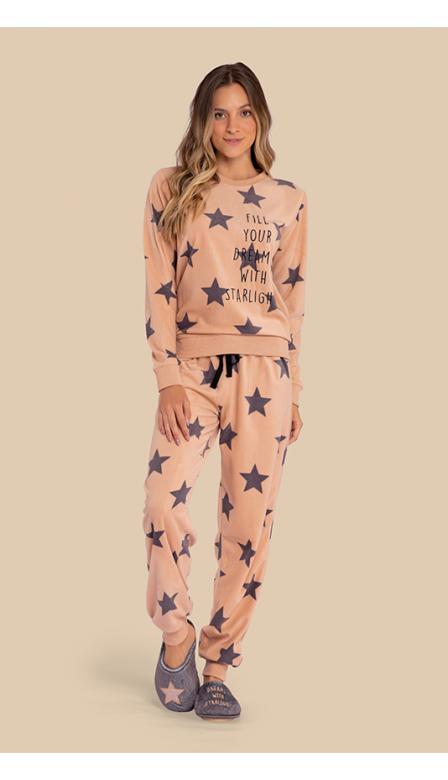 Pijama Fleece Starlight
