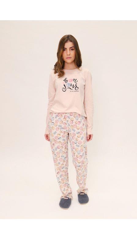 Pijama Feminino Comfort Mon Cheri