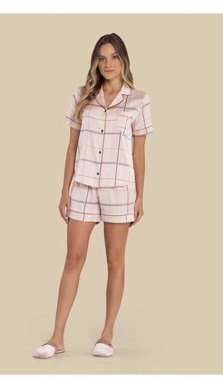 Pijama Short Lush
