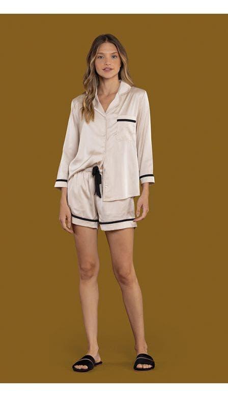 Pijama Short My One