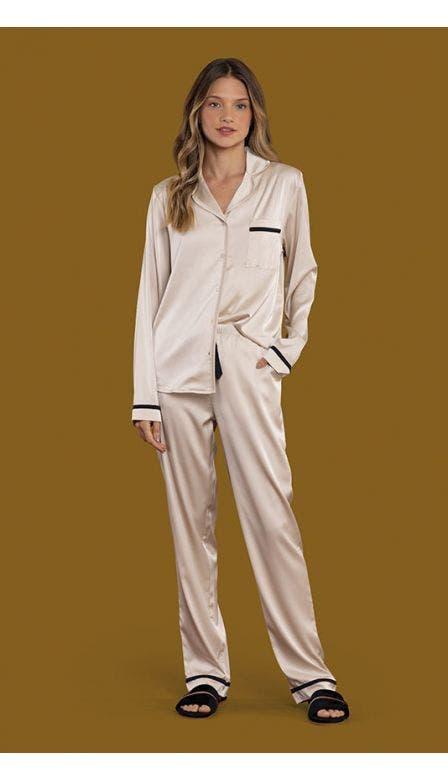 Pijama Aberto My One