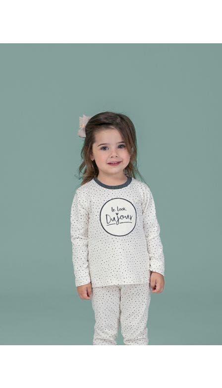 Pijama Baby Look Dujour