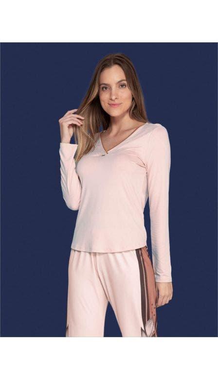 Pijama Comfort Classic Leaf