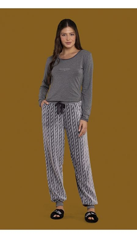Pijama Fleece Especial Every Moment