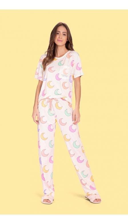 Pijama Comfort Moony