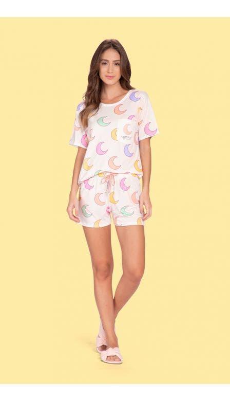 Pijama Curto Moony