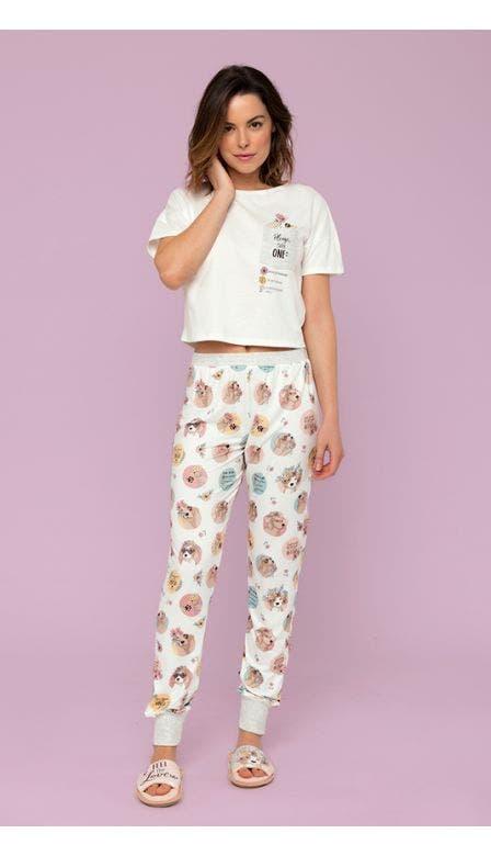 Pijama Calça Bem Me Quer
