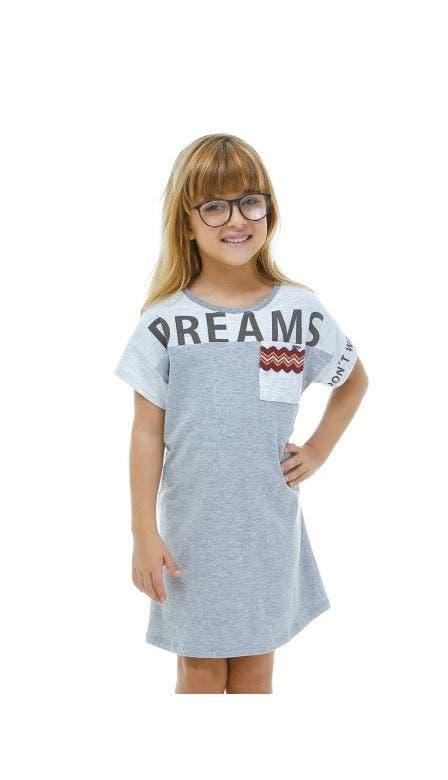Camisetão Kids Dream & Do