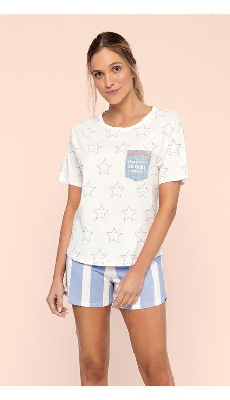 Pijama Curto Meu Sonho
