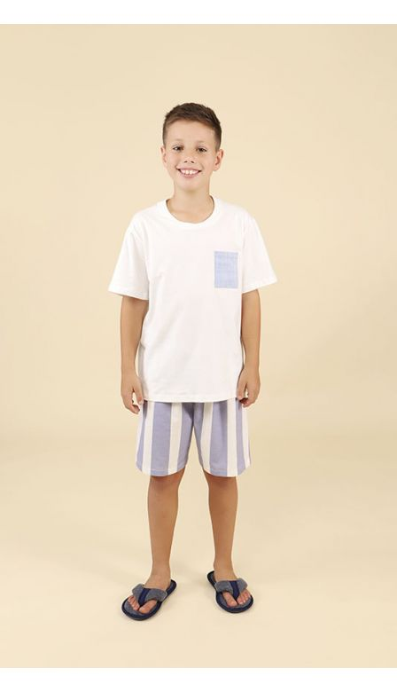 Pijama Masculino Kids Meu Sonho
