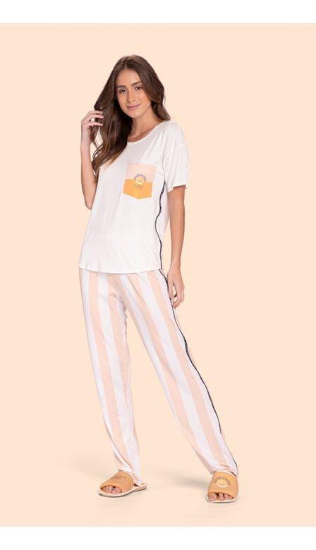 Pijama Comfort Sunny Moon