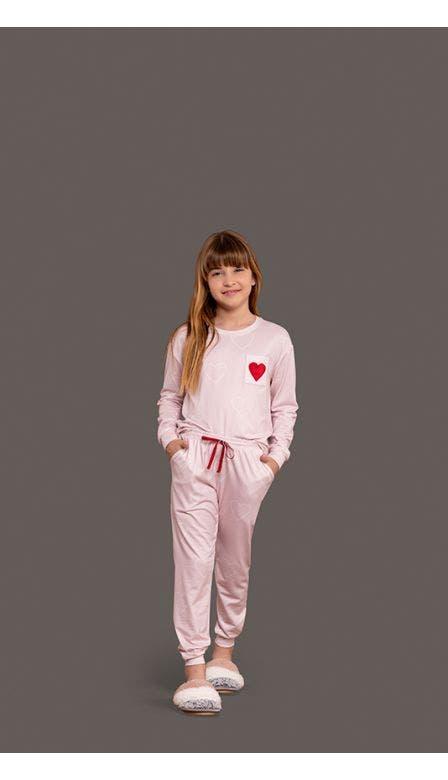 Pijama Comfort Infantil All Heart