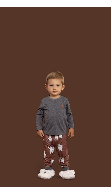 Pijama Baby Boy Keep Moving