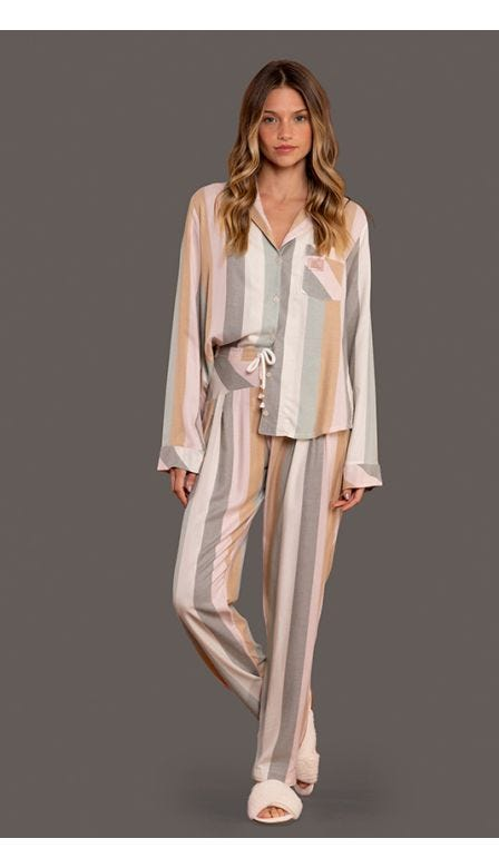 Pijama Aberto Morning Calls