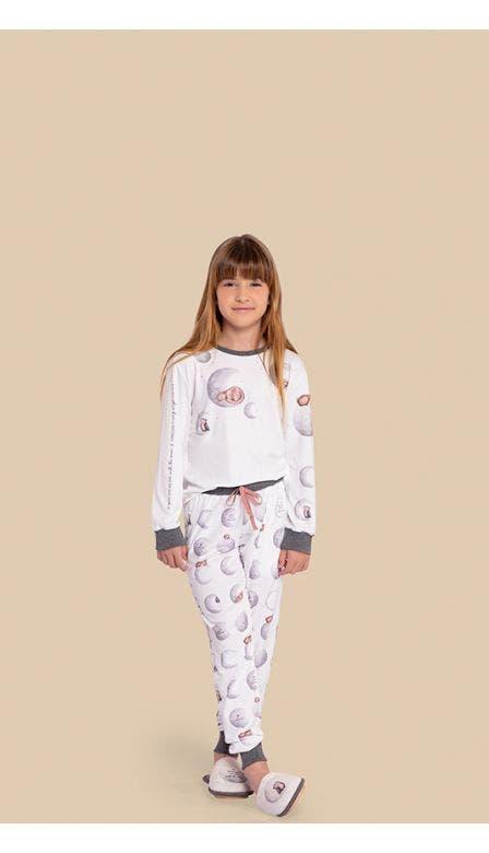 Pijama Comfort Infantil A Moonment
