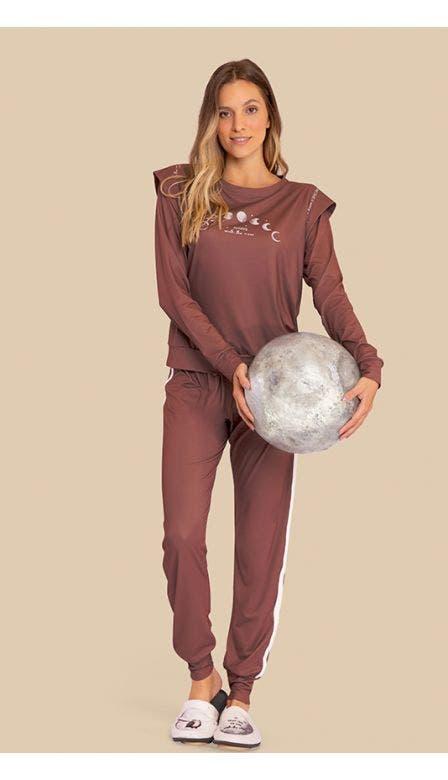 Pijama Sporty A Moonment