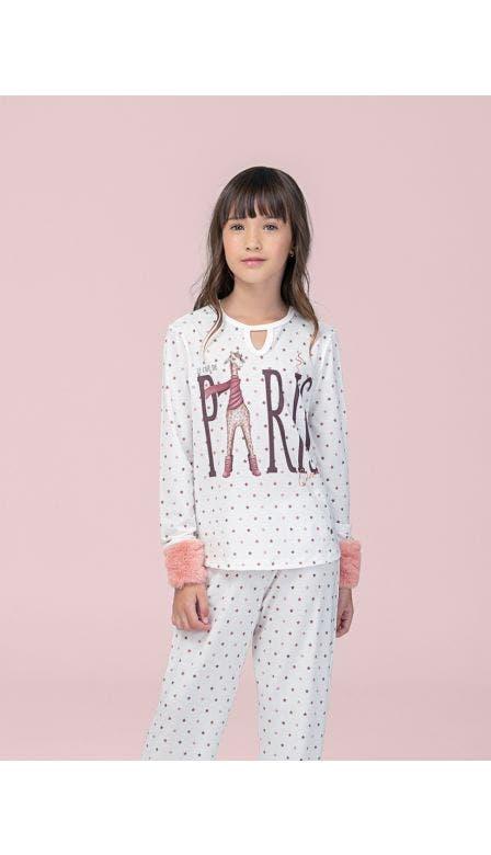 Pijama All Print Kids Cindy