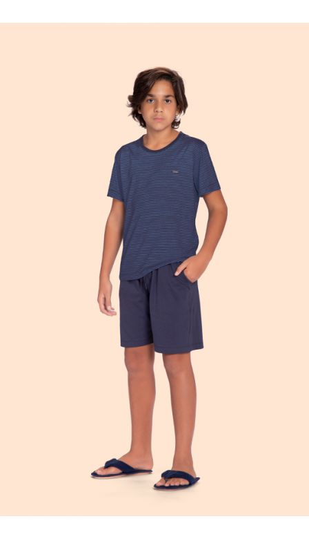 Pijama Masculino Infantil Just Be