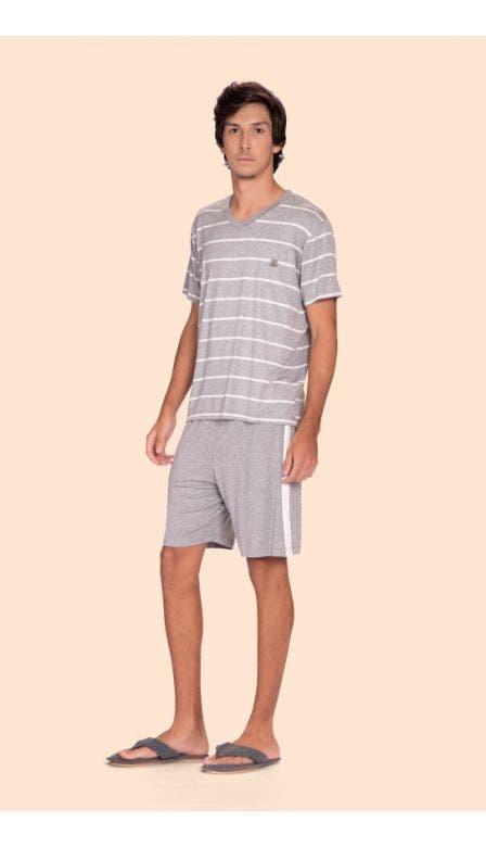 Pijama Curto Masculino Anywhere