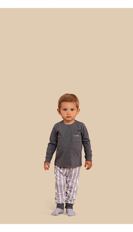 Pijama Baby Boy Shiny Stars