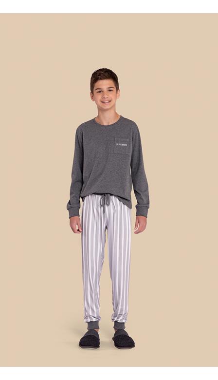 Pijama Masculino Infantil Shiny Stars