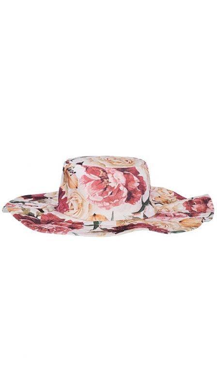 Chapéu  Floresce