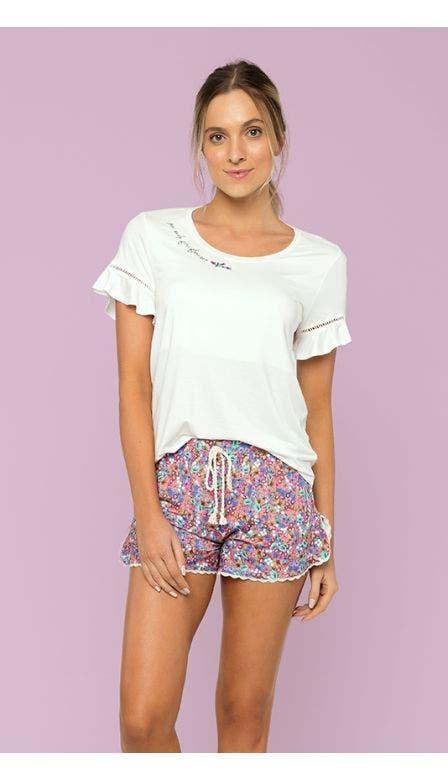 Pijama Curto Amor Perfeito