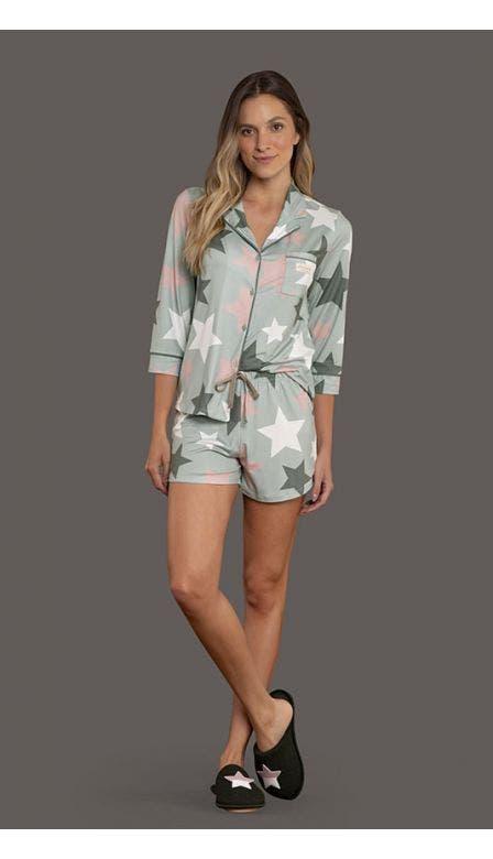 Pijama Short Magic Forest