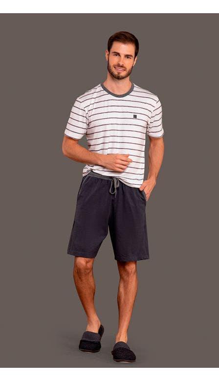 Pijama Curto Masculino Apollo