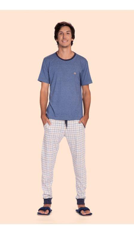 Pijama Masculino Turn Off