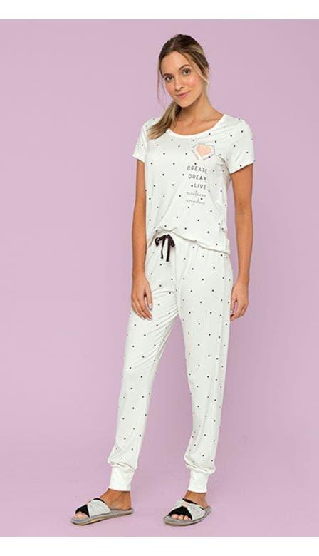 Pijama Calça Brisa Doce