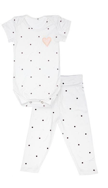 Pijama Baby Born Brisa Doce