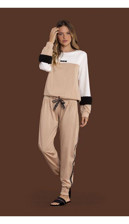 Pijama Sporty Stay Comfy
