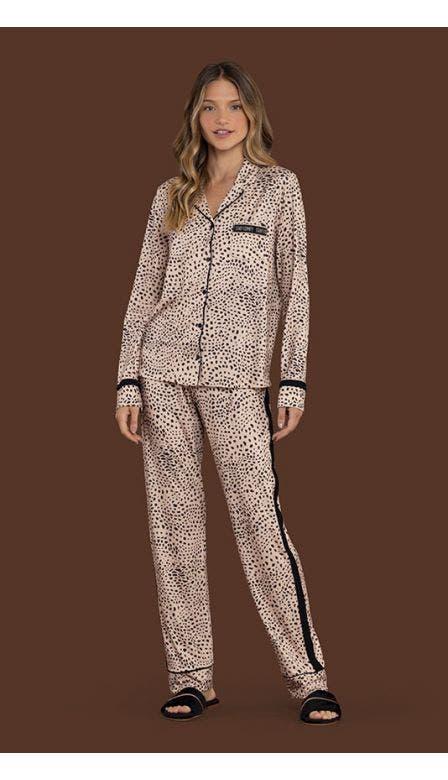 Pijama Aberto Stay Comfy