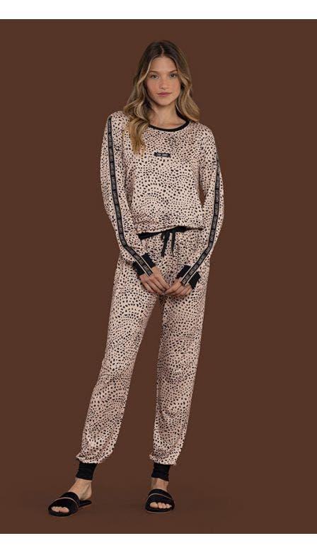 Pijama All Print Stay Comfy
