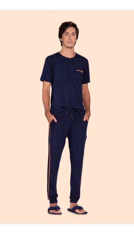 Pijama Masculino Minimalist
