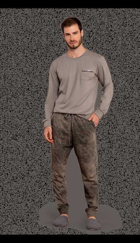 Pijama Masculino Comfort Timeless