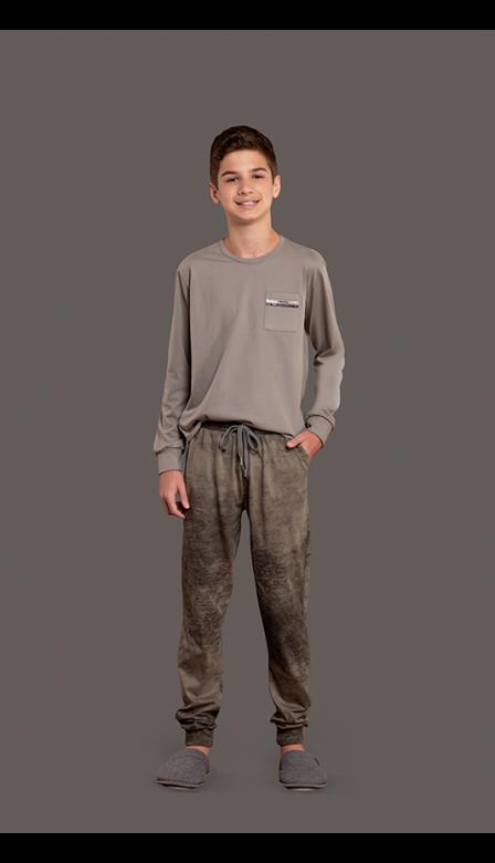 Pijama Masculino Infantil Timeless